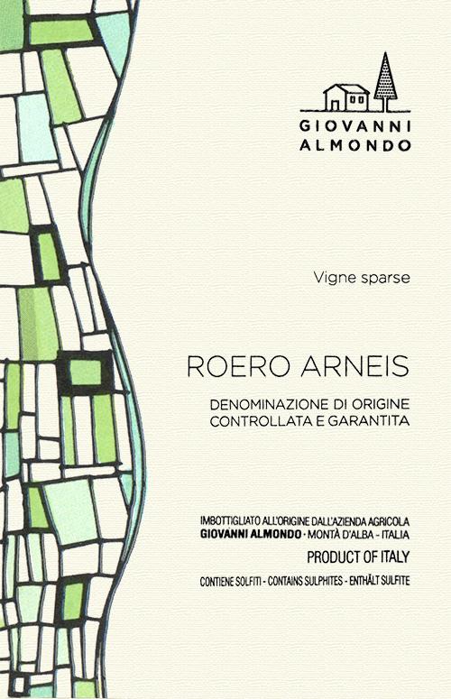 Roero D.O.C.G. Arneis Vigne Sparse Giovanni Almondo 2019