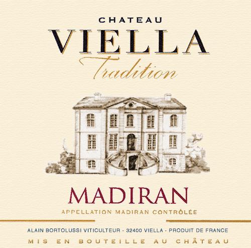 Madiran Tradition Château Viella 2018