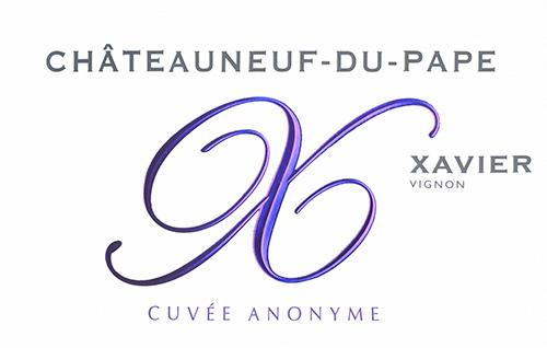 Châteauneuf-du-Pape Cuvée Anonyme Xavier Vignon 2017