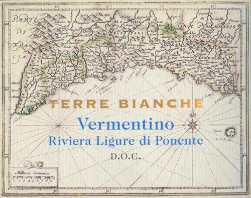 Riviera Ligure di Ponente Vermentino Terre Bianche 2020