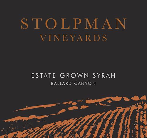 Ballard Canyon Estate Syrah Stolpman Vineyards 2018