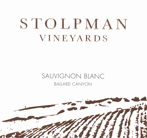 Ballard Canyon Estate Grown Sauvignon Blanc Stolpman Vineyards 2018