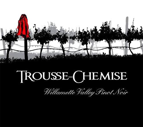 Willamette Valley Pinot Noir Trousse-Chemise 2018