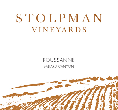 Ballard Canyon Roussanne Stolpman Vineyards 2018
