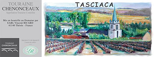 Touraine Chenonceaux Tasciaca Domaine Ricard 2018