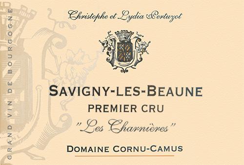 Savigny-les-Beaune Premier Cru Les Charnières Domaine Cornu-Camus 2017