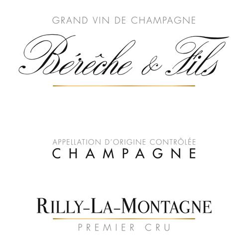 Champagne Rilly-La-Montagne Bérêche et Fils 2016