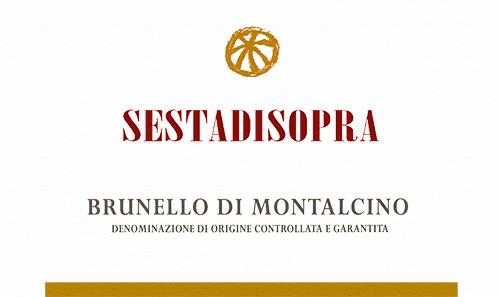 Brunello di Montalcino  Sesta di Sopra 2014