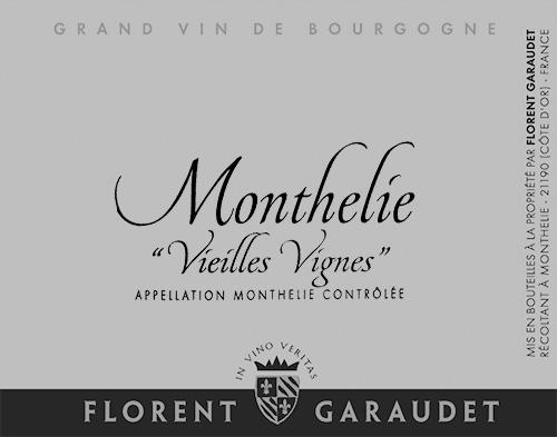 Monthelie  Domaine Florent Garaudet 2017