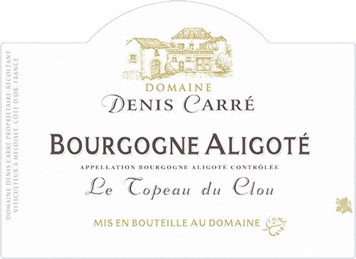 Bourgogne Aligoté Domaine Denis Carré 2019