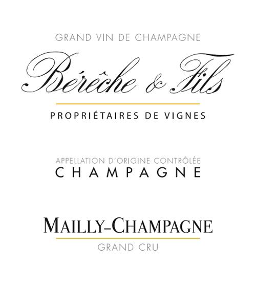 Champagne Mailly Grand Cru Bérêche et Fils 2015
