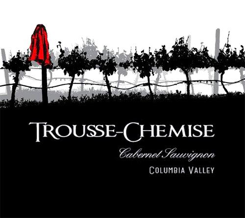Columbia Valley Cabernet Sauvignon Trousse-Chemise 2018