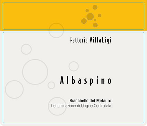 Bianchello del Metauro Albaspino Villa Ligi 2020