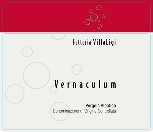 Pergola Aleatico Vernaculum Villa Ligi 2020
