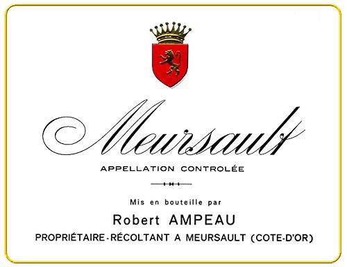 Meursault  Domaine Ampeau 1997