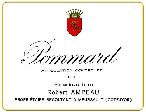 Pommard  Domaine Ampeau 1999