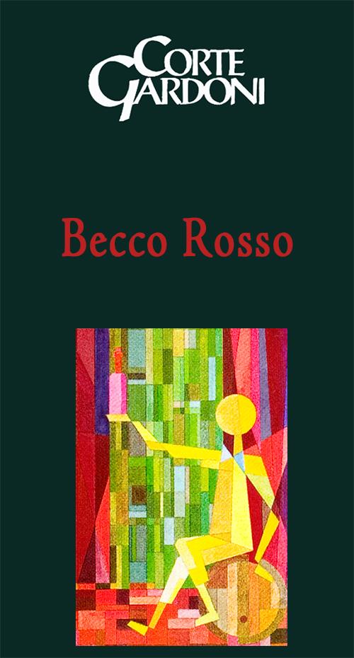 Indicazione Geografica Tipica Verona Becco Rosso Corte Gardoni 2018