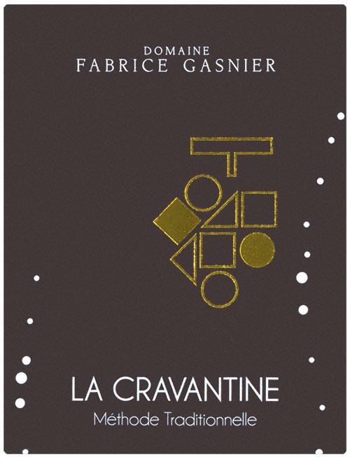 Chinon La Cravantine Domaine Fabrice Gasnier NV