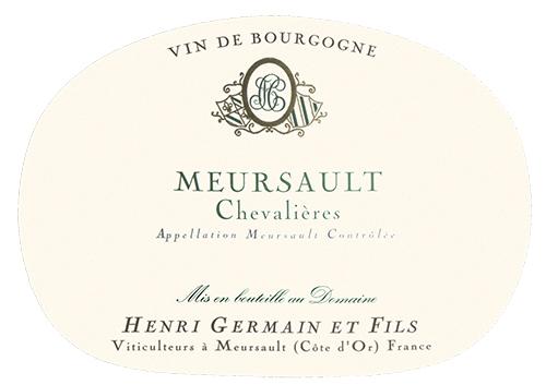 Meursault Chevaliers Domaine Henri Germain 2018