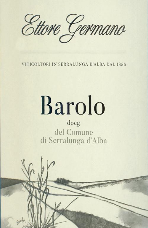 Barolo Serralunga Ettore Germano 2015