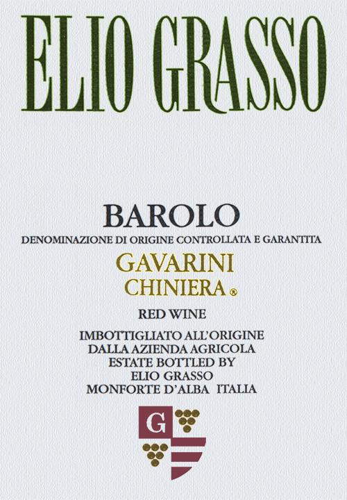 Barolo Gavarini Chiniera (In Magnum 1.5 Litre) Elio Grasso 2017