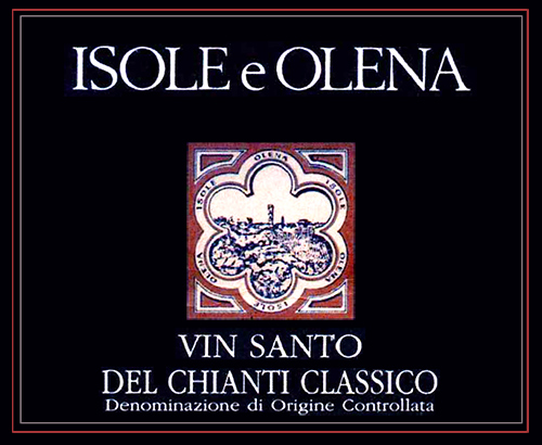 Vin Santo Del Chianti Classico  Isole e Olena 2008